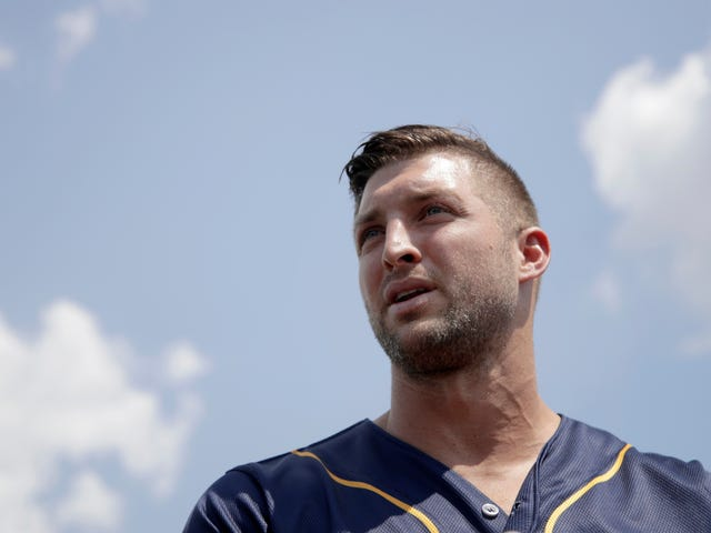 If When You Do What Is Right And Suffer For It You Patiently Endure It, This Finds Favor With God; Tim Tebow Lands On Disabled List