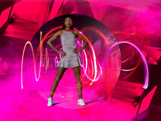 Let's All Make a Run for Venus Williams' New Sprint Collection From EleVen