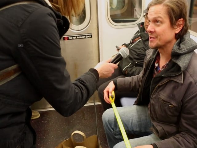 What Happens When Someone Confronts Splay-Legged Male Subway Riders