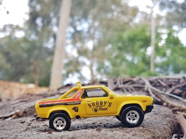 Land of the Rising Sun Day: Subaru Brat