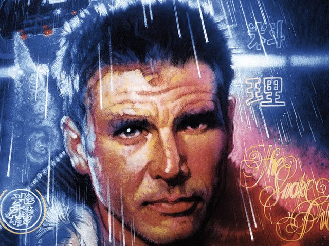 You Can Now Own Drew Struzan's Blade Runner Poster That Was Nearly 40 Years in the Making