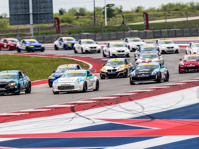 Check Out The Smorgasbord Of Incredible Cars That Took Over Austin For Pirelli World Challenge