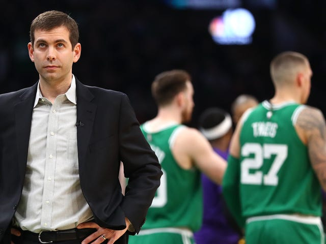 Maybe Brad Stevens Isn't Quite Up To This