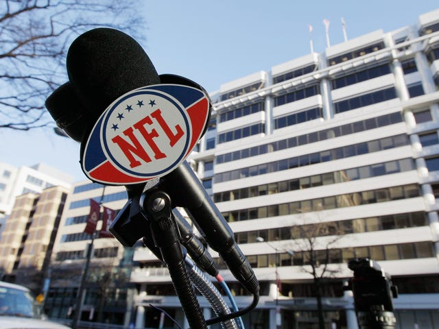 For The Last Time: NFL Ratings Are Not Down. They're Up, Compared To Everything Else
