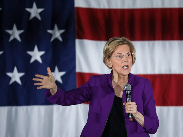 Elizabeth Warren Proposes $50 Billion in Aid to HBCUs, Student Debt Forgiveness in Radical Higher Ed Reform Package