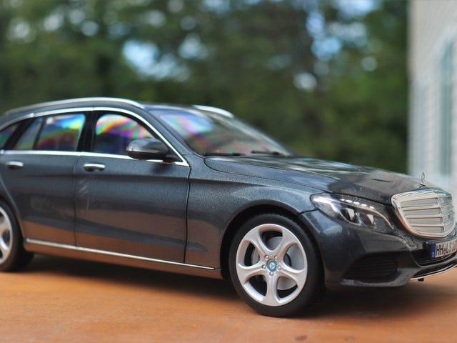 1/18 Mercedes Benz S205 C-Class Wagon