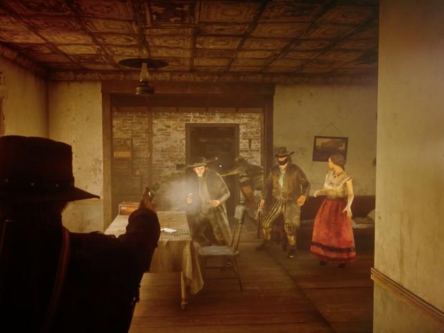 Sjov og frustration af den doktor Røveri Tidligt I <i>Red Dead Redemption 2</i>