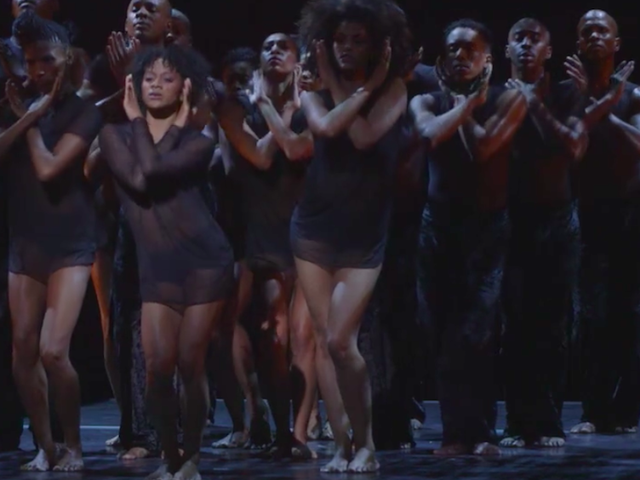 Watch Alvin Ailey Dancers Perform to Ibeyi's Music
