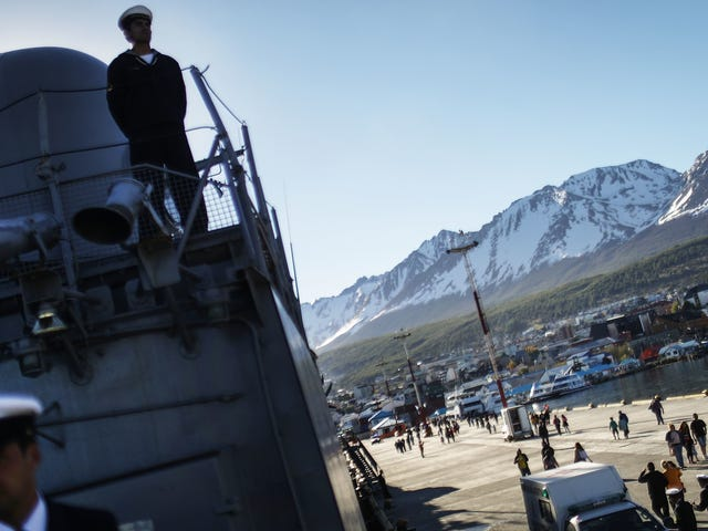 The Argentine Navy Is Missing an Attack Submarine With 44 Crew on Board