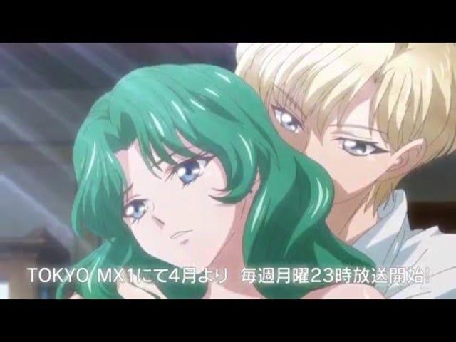 Первый трейлер для Sailor Moon Crystal Season 3!