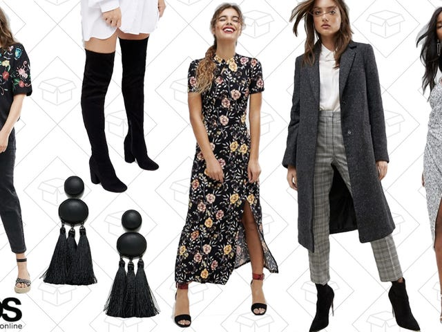 ASOS Is Giving You 25% Off All Their In-House Styles