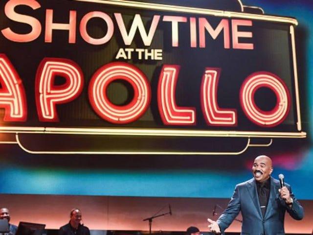 Fox memesan musim penuh Showtime At The Apollo