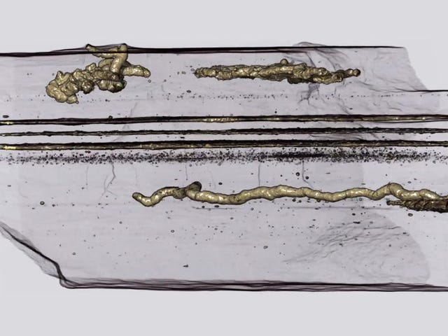 2-Billion-Year-Old Squiggles Could Be the Earliest Evidence of a Mobile Life Form