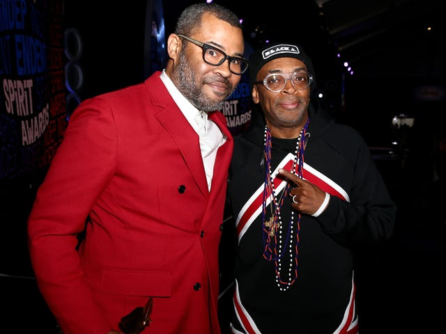 """<a href=""""https://www.avclub.com/jordan-peele-reminds-spike-lee-about-their-first-meetin-1832467025"""" data-id="""""""" onClick=""""window.ga('send', 'event', 'Permalink page click', 'Permalink page click - post header', 'standard');"""">Jordan Peele reminds Spike Lee about their first meeting: &quot;You handed me my ass&quot;</a>"""