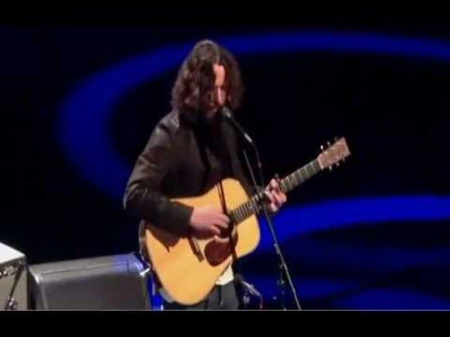 Chris Cornell sings Whitney Houston