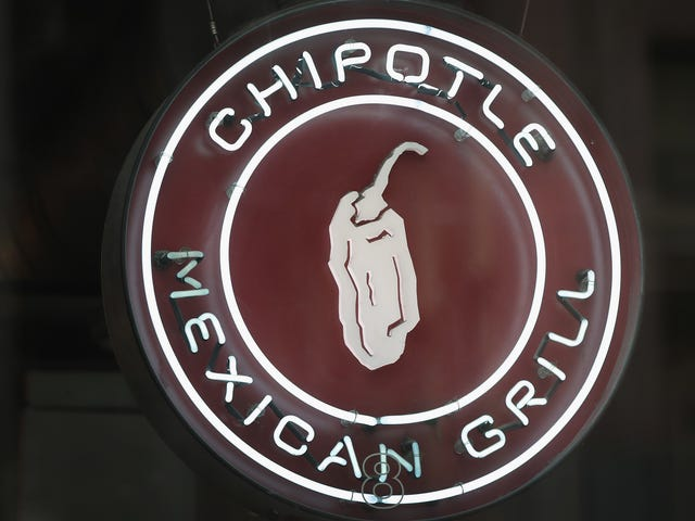 People May Be Getting Sick From Chipotle Again