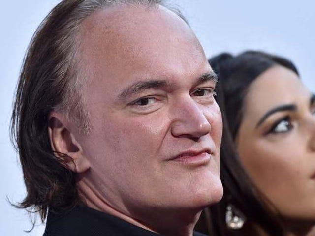 Quentin Tarantino a écrit un scénario pour un film de la famille Manson
