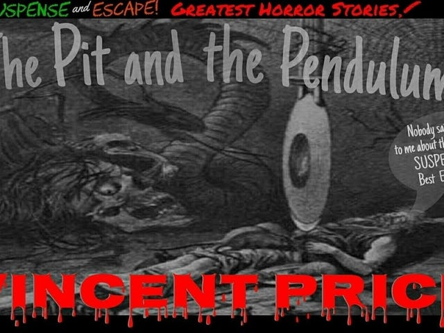 The Pit and the Pendulum/Present Tense/The Name of the Beast