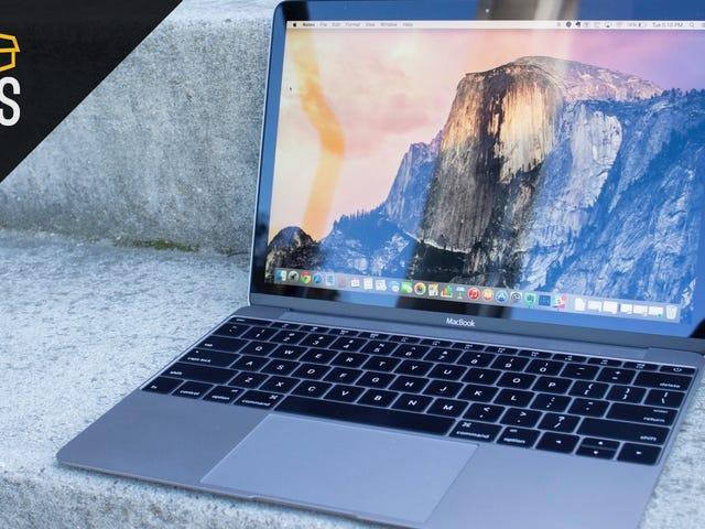 Заощаджуйте $ 150 - $ 200 на новій MacBook від Apple Drool-Worthy