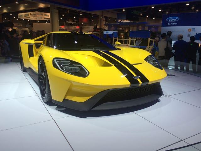 Ich bin auf der CES Auto Show in Las Vegas