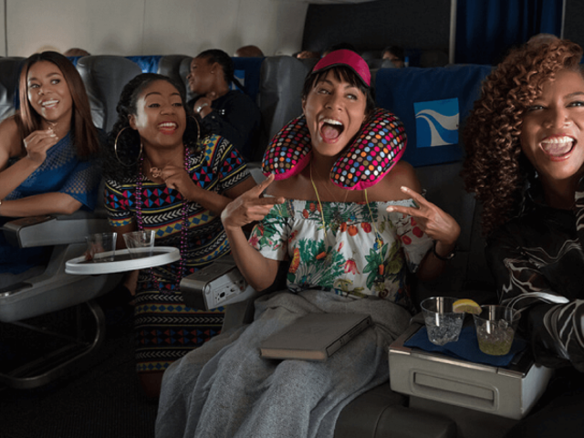 Jada Pinkett Smith Says Girls Trip Wasn't Just Snubbed by Golden Globes, It Wasn't Even Considered [Updated]