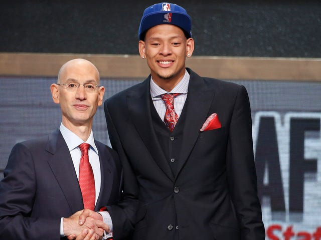 Isaiah Austin Is Still Medically Banned From The NBA, But He's Crushing It In China