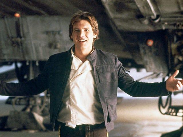 Låt oss ta en titt på Han Solos ursprungliga, pre-Disney-ursprungshistoria
