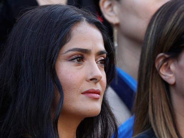 Salma Hayek Says Weinstein Went After Women of Color Because 'We Are the Easiest' to Discredit