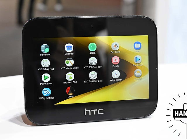HTC Did the Unthinkable and Made a Hotspot That's Cool