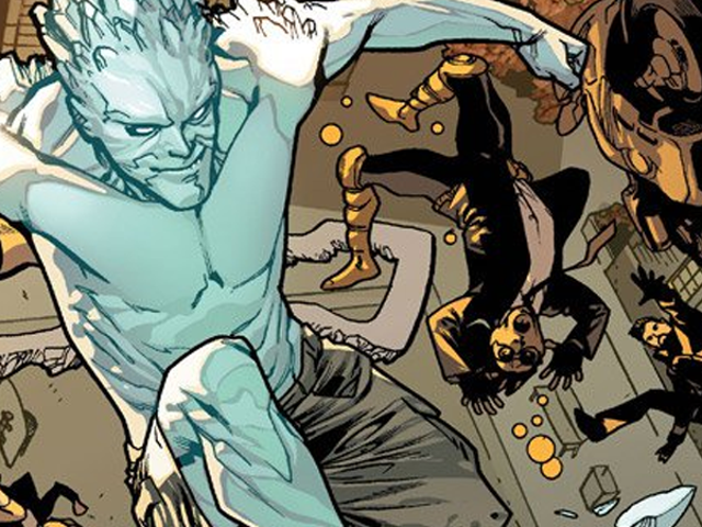 The X-Men's Iceman Is Getting His First Ongoing Comic Series