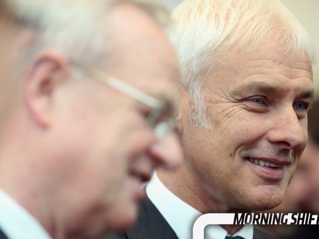 Strife В межах Volkswagen Робить Porsche''s Бос Топ Вибір Для Наступного VW CEO