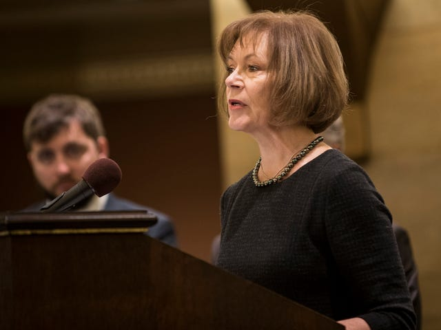 Minnesota Lt. Gov. Tina Smith Will Replace Al Franken, and Run in 2018