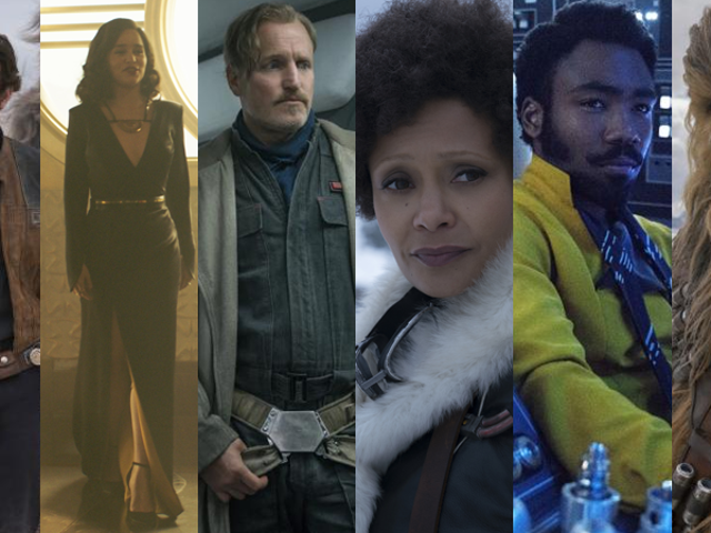 For Your Convenience, a Solo: A Star Wars Story Spoiler Discussion Zone