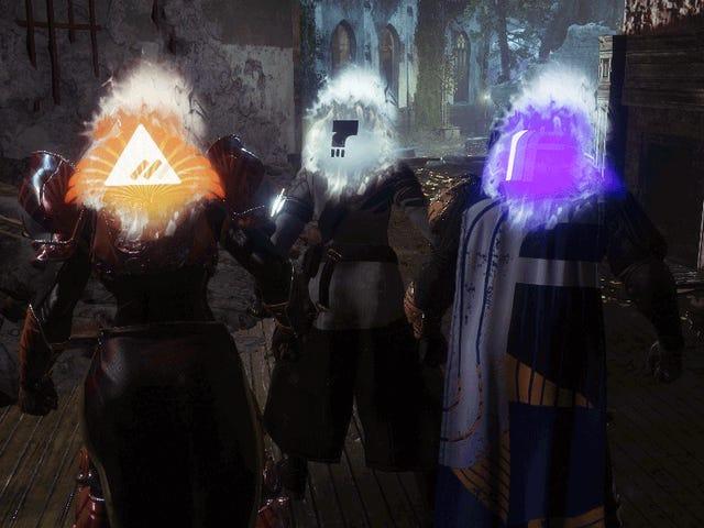 "Bungie는 Destiny 2 Faction Rallies가 다음 주 시즌 3 데뷔를 위해 어떻게 변화 하는지를 자세히 설명했습니다.  당신이 죽지 않고 갈 수있는 한, 어려움과 보상을 증가시키는 새로운 ""유명한""시스템이 있습니다. 그것은 깔끔하게 들립니다.  그들은 또한 Escalation Protocol의 4-7 항의 어려움을 줄이고 있습니다."