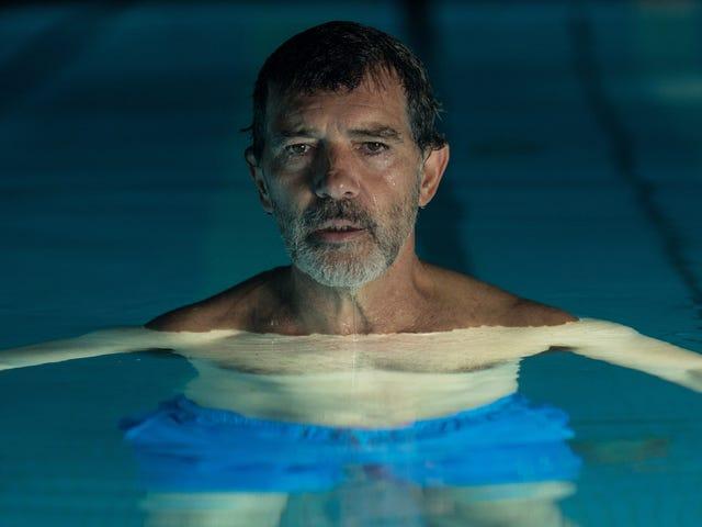 Antonio Banderas bringer hvad smerte og ære han kan til Pedro Almodóvars nye kvasi-memoir
