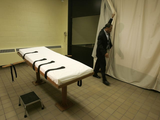 Over half of death sentences in the US come from 2 percent of counties