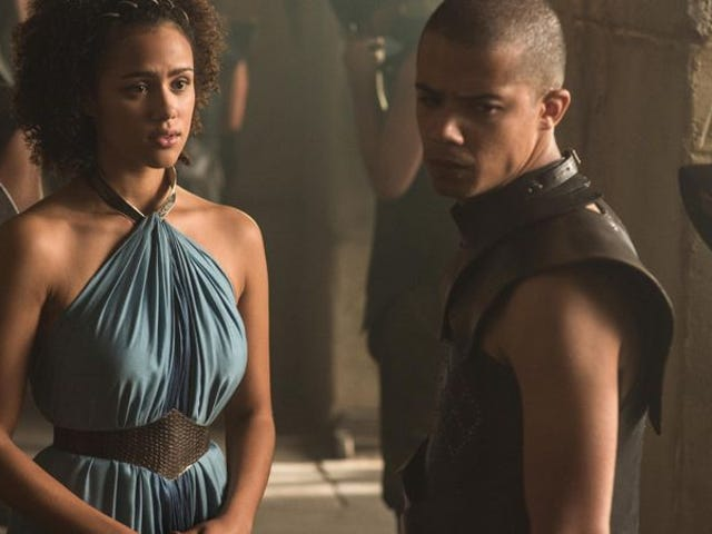 """<a href=""""https://news.avclub.com/here-are-new-photos-of-game-of-thrones-characters-learn-1798276195"""" data-id="""""""" onClick=""""window.ga('send', 'event', 'Permalink page click', 'Permalink page click - post header', 'standard');"""">Here are new photos of <i>Game Of Thrones </i>characters learning the next book isn't done yet</a>"""