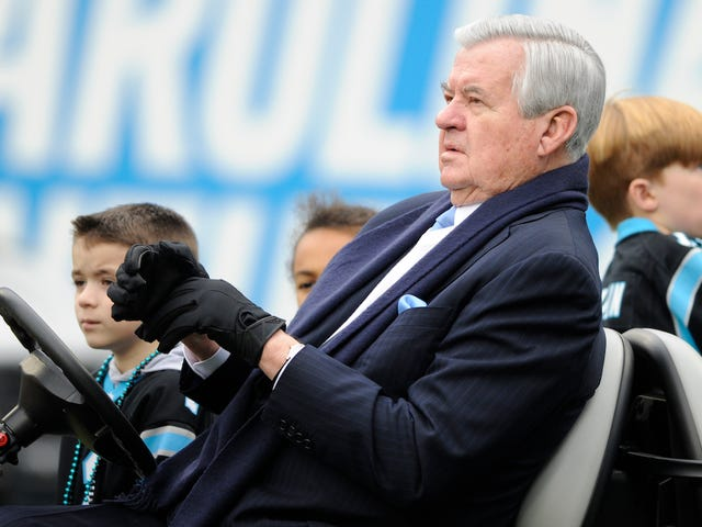 "Panthers Investigate Owner Jerry Richardson For ""Allegations Of Workplace Misconduct"""