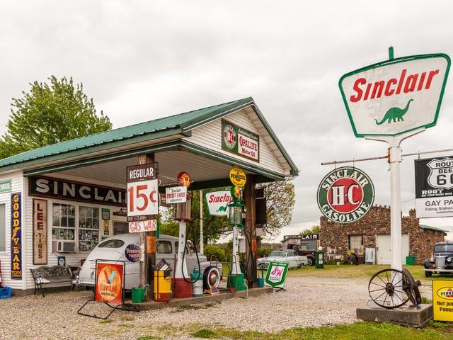 Was ist das beste Tankstellen-Logo?