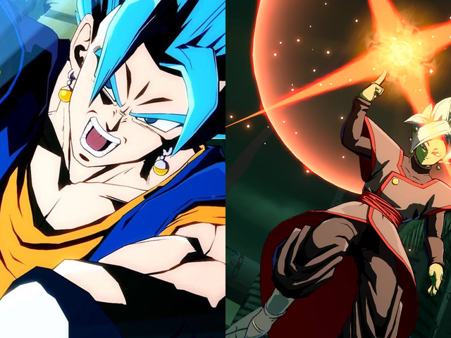 DragonBall FighterZ Adds A God And A Goku, And Gets Even Better
