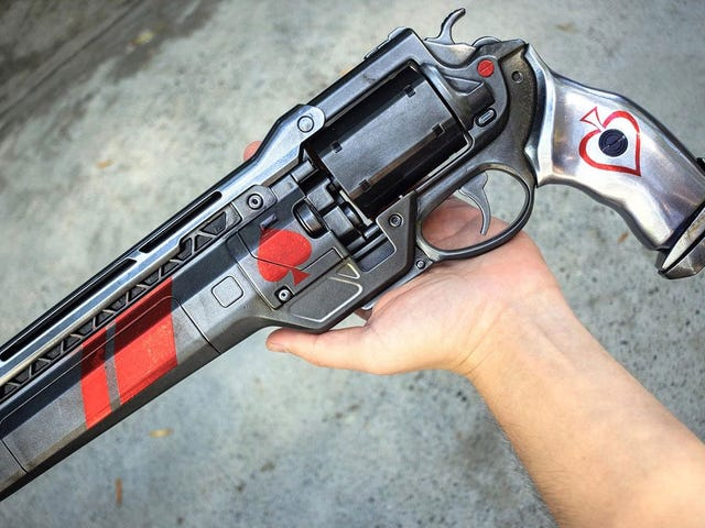 Destiny Gun Looks Like The Real Deal