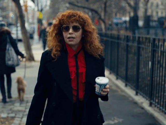 Netflix obtém seu próprio show de loop de tempo assassino no primeiro trailer de <i>Russian Doll</i>