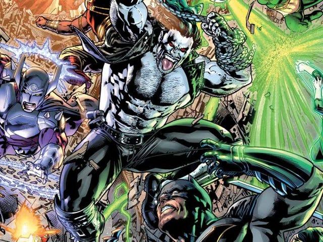 Blockbuster teams unite in this Justice League Vs. Suicide Squad exclusive