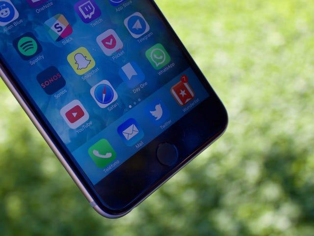 Apple confirma el error 53: reparar el botón Inicio sin autorización puede inutilizar un iPhone