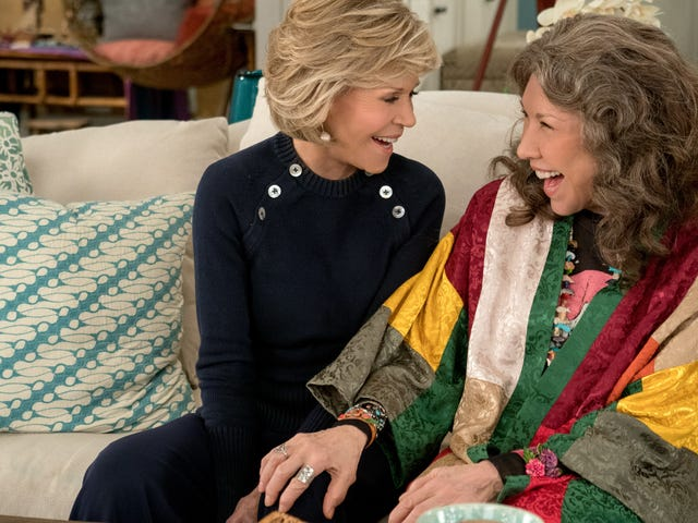 Longest-running Netflix series Grace And Frankie will end after season 7
