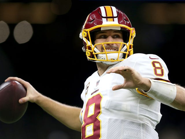 Now We Get To See If Kirk Cousins Is Really Worth A Shit
