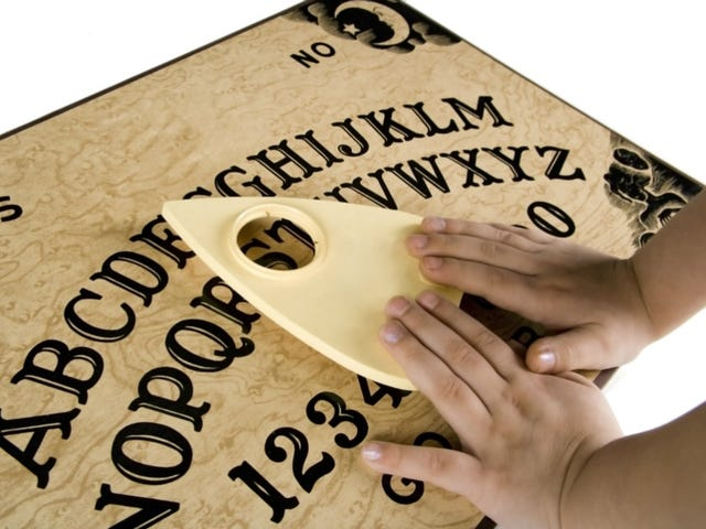 Psychic: Ouija Boards Will Make Your Kids Evil and/or Depressed