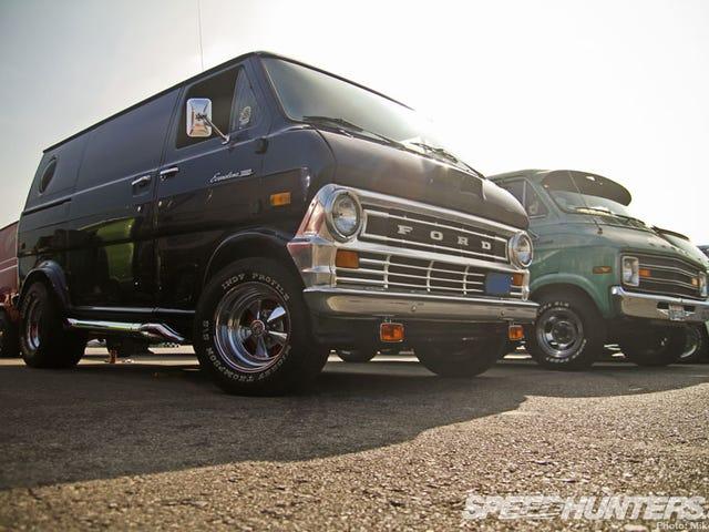 Oppo, I want a van