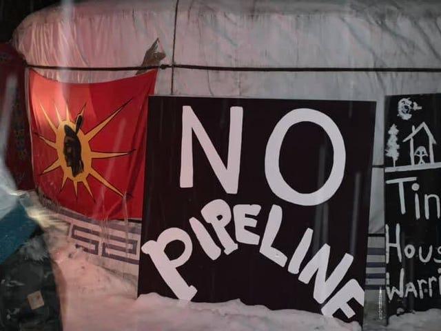 La ONU le dice a Canadá que deje de construir el oleoducto Trans Mountain