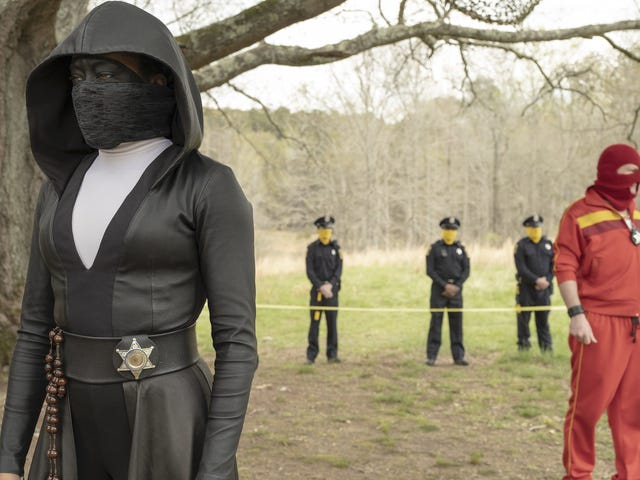 Ryan Murphy almost had a Watchmen cameo as Ryan Murphy, creator of American Hero Story